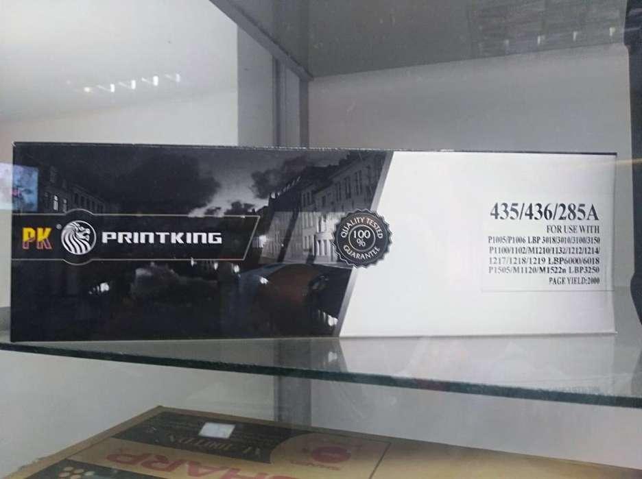 toner hp 85a 35a 36a generico nuevo