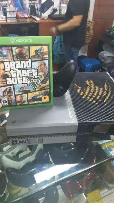 Xbox One , Se Recibe Ps3, Xbox 360
