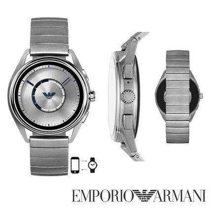 Reloj Smartwatch Emporio Armani Art5006/2019 4ta Generacion/plata. smart watch