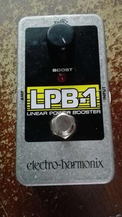Booster Electro Harmonix Lpb 1