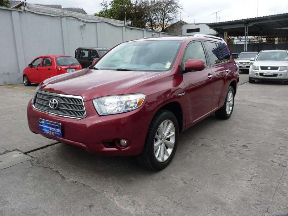 <strong>toyota</strong> Highlander 2010 - 119306 km