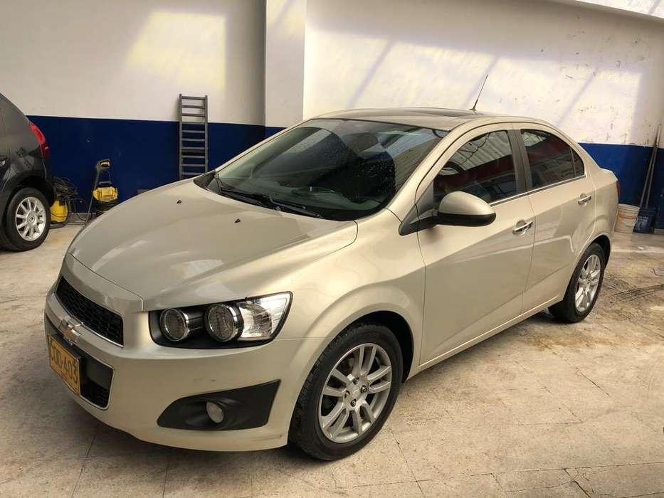 Chevrolet Sonic 2015 - 47100 km