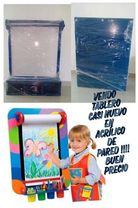 TABLERO DIDACTICO PARA NIÑOS DE PARED MARCA EKI DESIGN