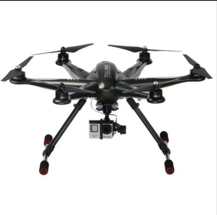 Drone Hexacopter Gps System