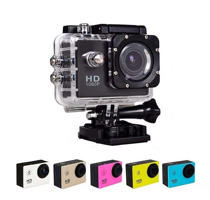 Camara deportiva GoPro Full HD