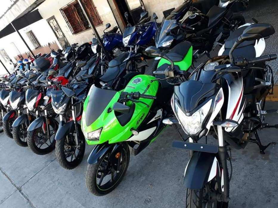 Honda <strong>yamaha</strong> Bajaj (recibo Permutas)
