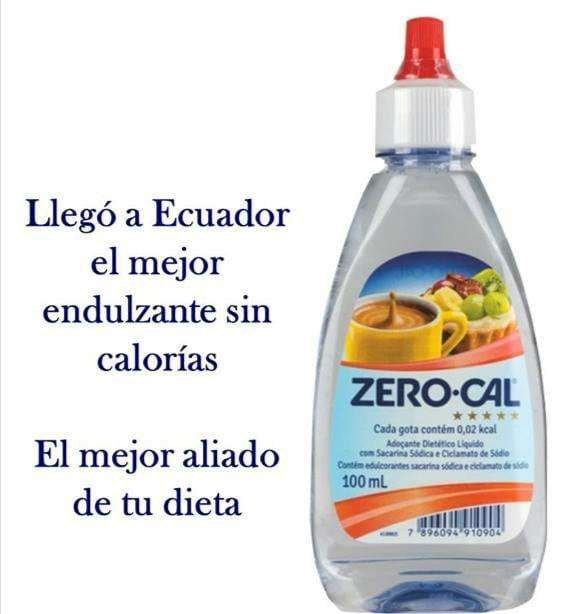 ENDULZANTE NATURAL ZERO - CAL