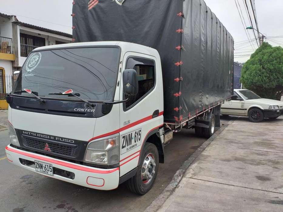 camión mitsubishi
