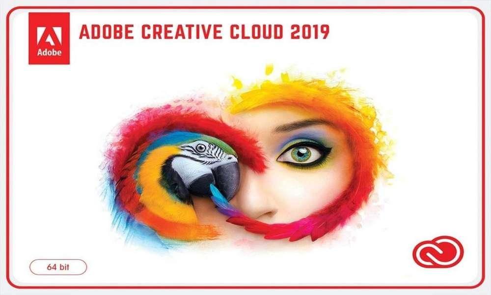 Adobe CC Suite 2019 Win / Mac