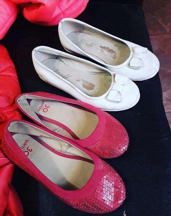 chatitas ballerinas para niña
