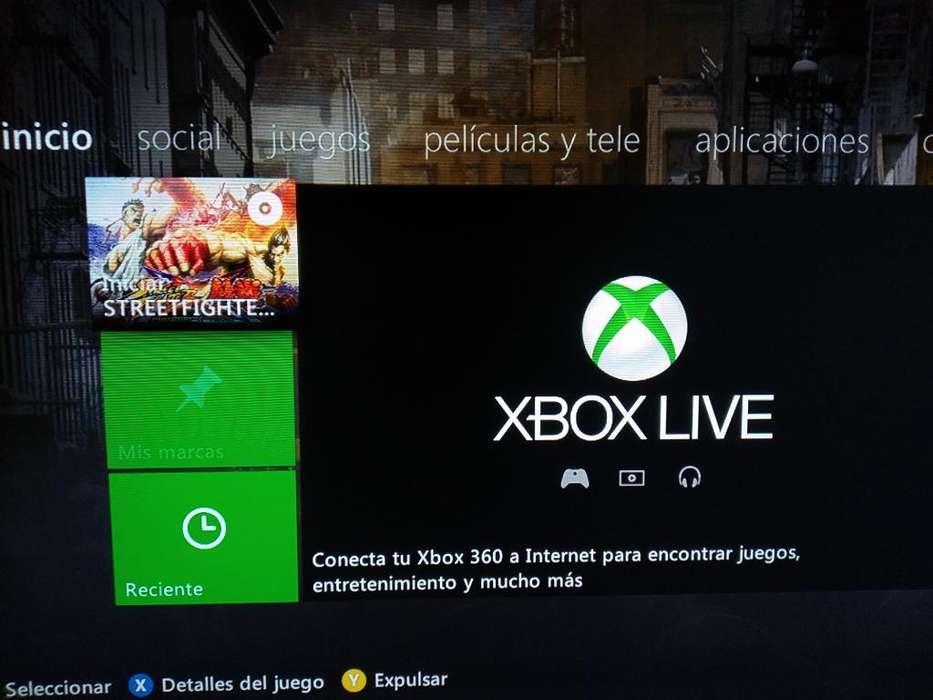 Vendo O Cambio Xbox 360 Slim Ful Juegos