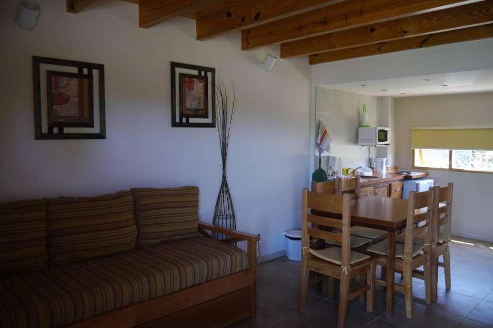 fa60 - Cabaña para 2 a 5 personas con cochera en Junin De Los Andes