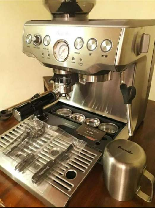 Maquina Expresso Breville Bes870xl