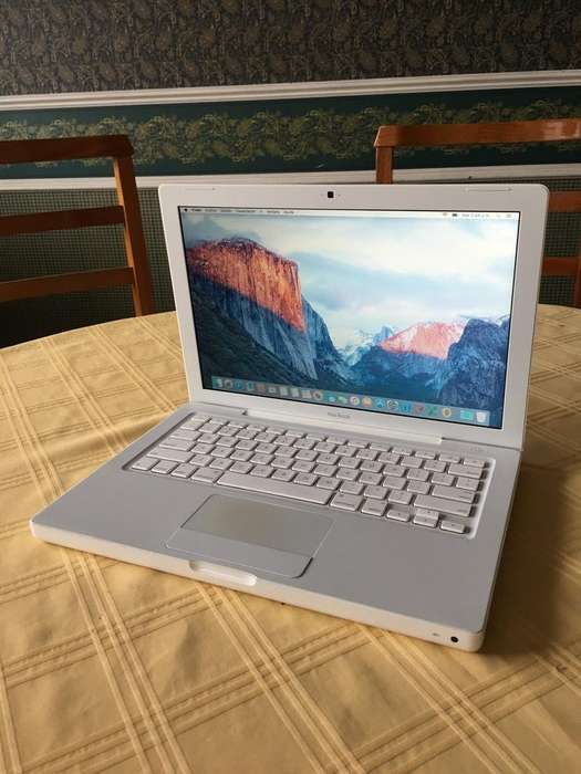 MacBook, 4Gb de Ram, SSD