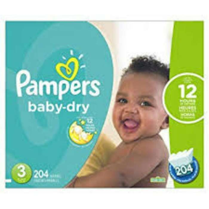 Vendo Pampers Baby Dry