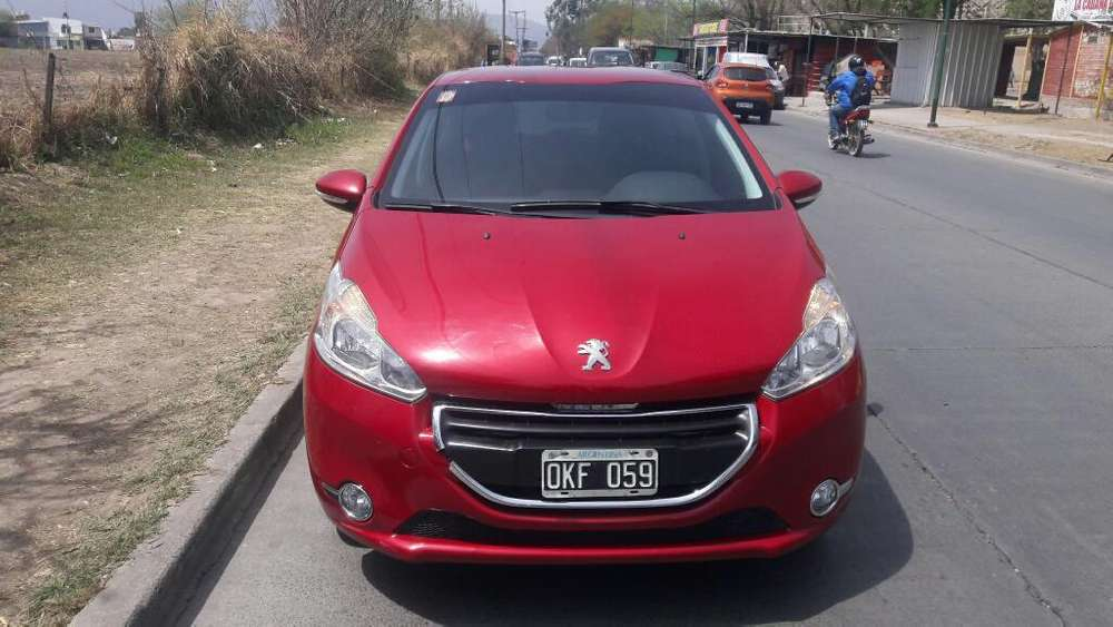 <strong>peugeot</strong> 208 2014 - 60000 km