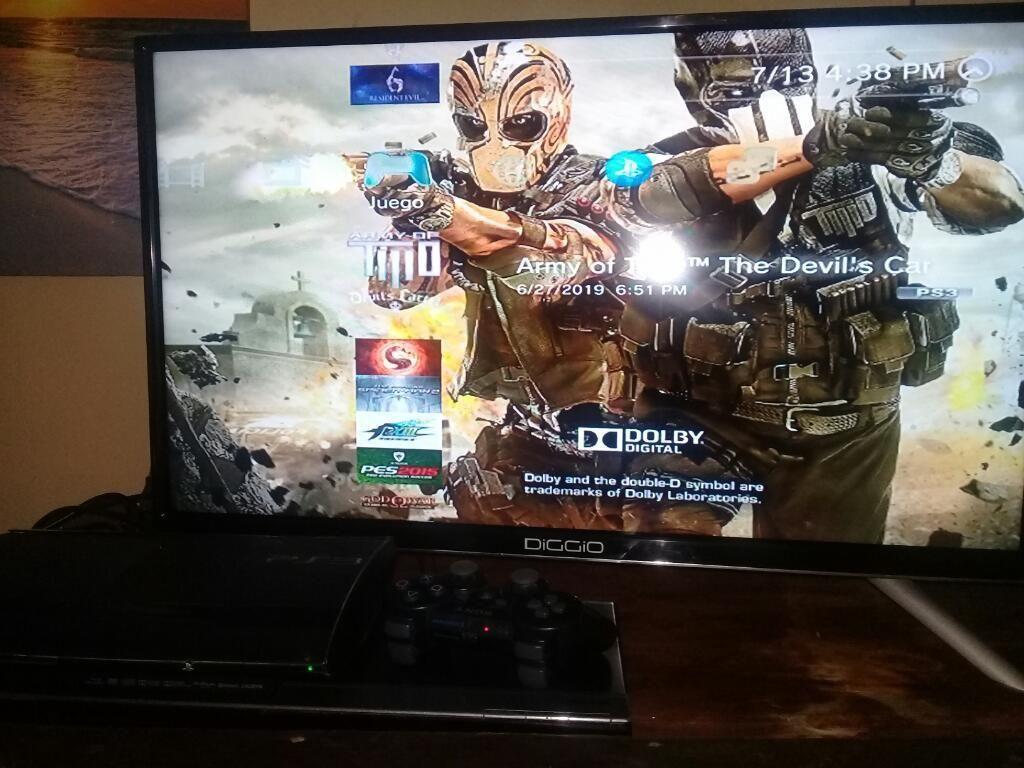 Vendo Play3 Super Slim O Cambio por Xbox