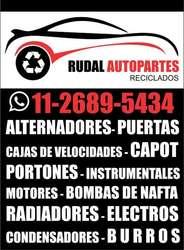 Alternador Volkswagen Golf 6792.5 Oblea:01795514