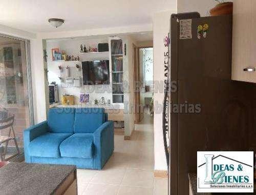 Apartamento En Venta Sabaneta Sector Cañaveralejo: Código 831275