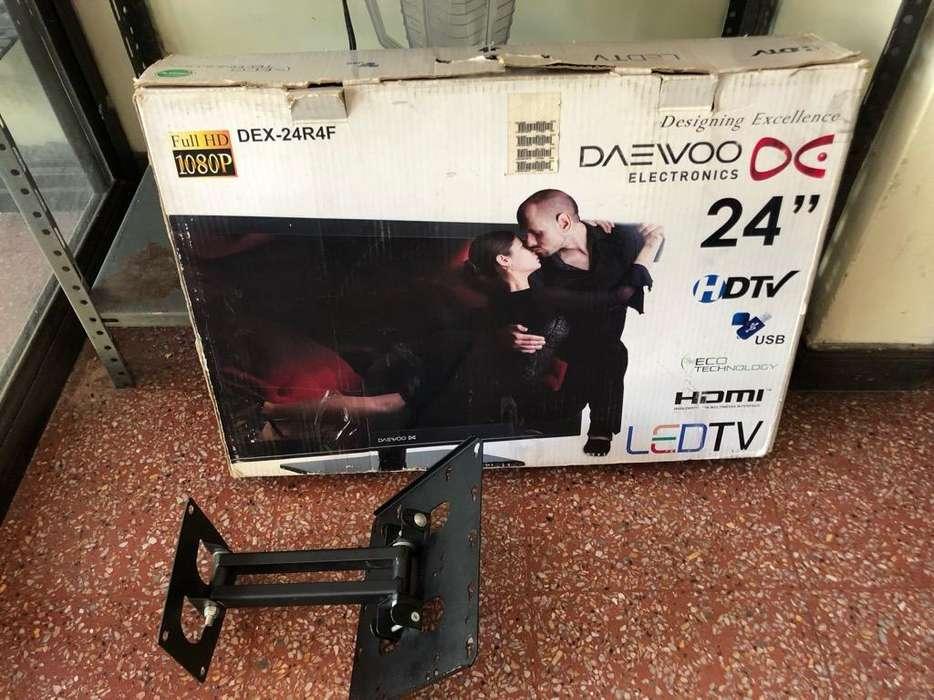 Tv Daewoo Led 24