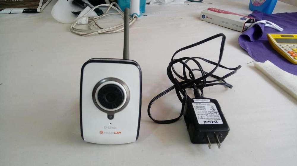 Camara Ip D Link Securicam Dcs 2121
