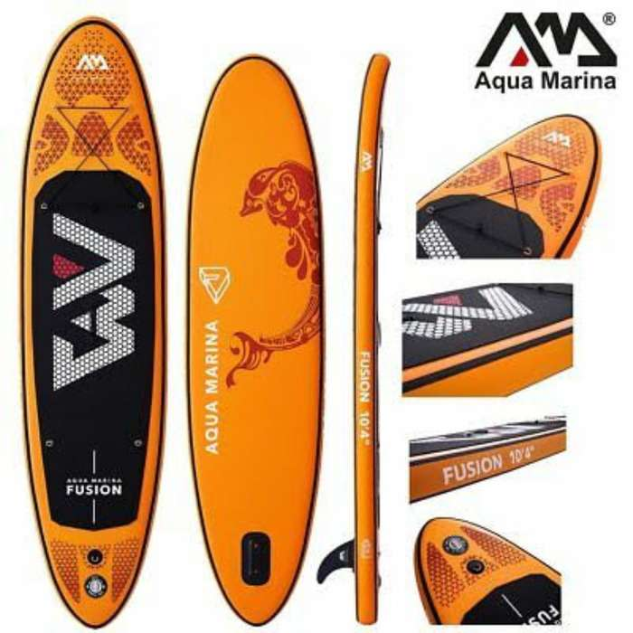 Tabla Sup Inflable Aquamarina Fusion