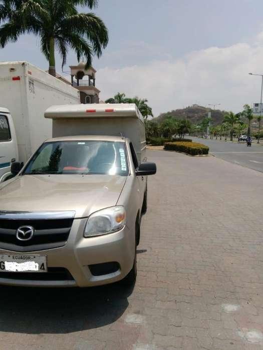 Se vende camioneta Mazda 2014