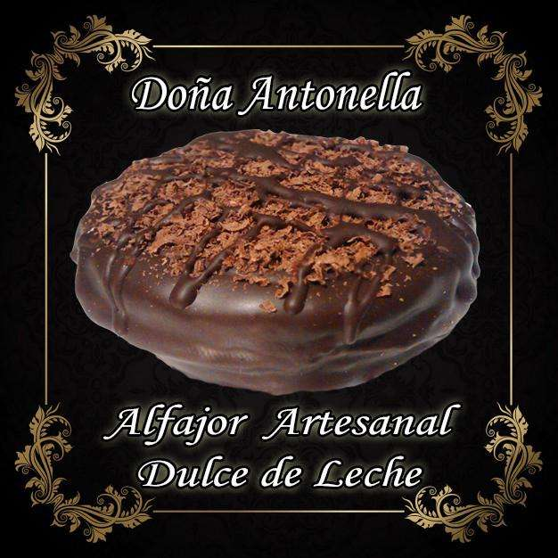 Alfajores artesanales Argentinos