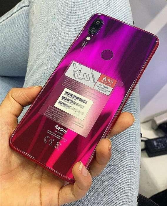 Xiaomi Redmi Note 7 64gb Rojos Nuevos Sellados
