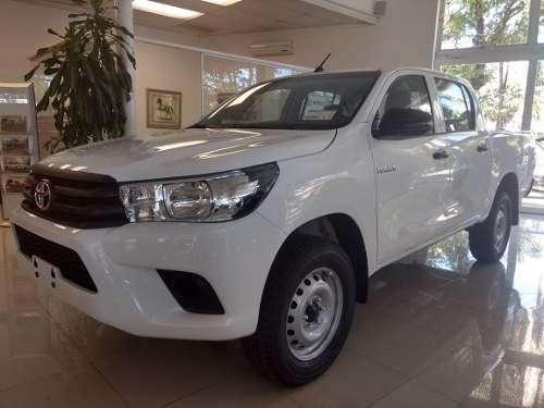 Toyota Hilux 2.4 Cd Dx 150cv 4x4 Sarthou Plan De Ahorro