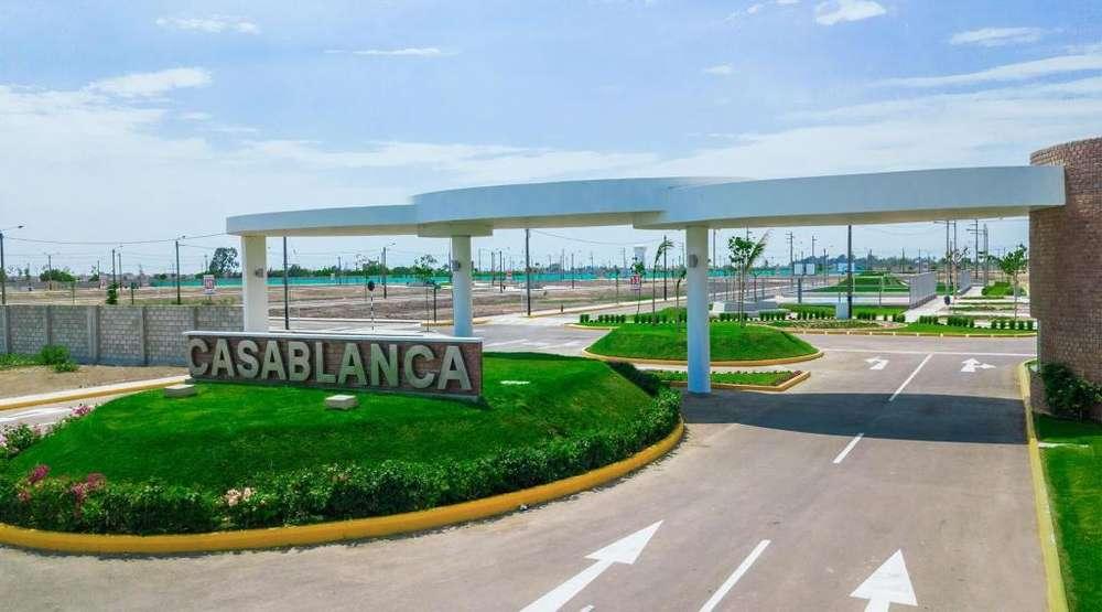 Venta de LOTES en Urbanización Casablanca - Chiclayo - Grupo Centenario