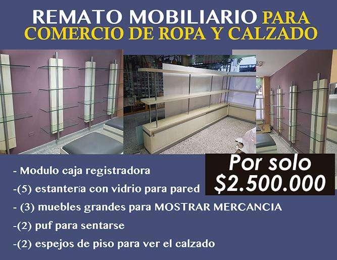 GRAN OFERTA <strong>mobiliario</strong> PARA COMERCIO