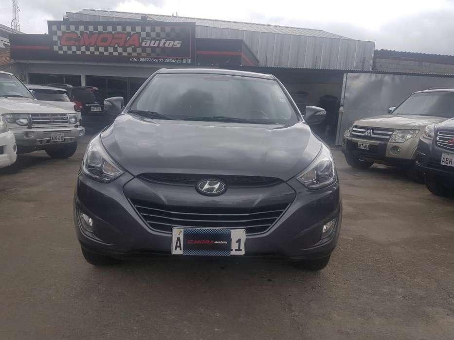 Hyundai Tucson 2014 - 103000 km
