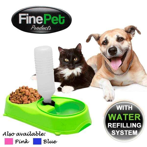 Bandeja Automatica Comida Agua Para Mascotas Perros Gruponatic San Miguel Surquillo Independencia La Molina 941439370