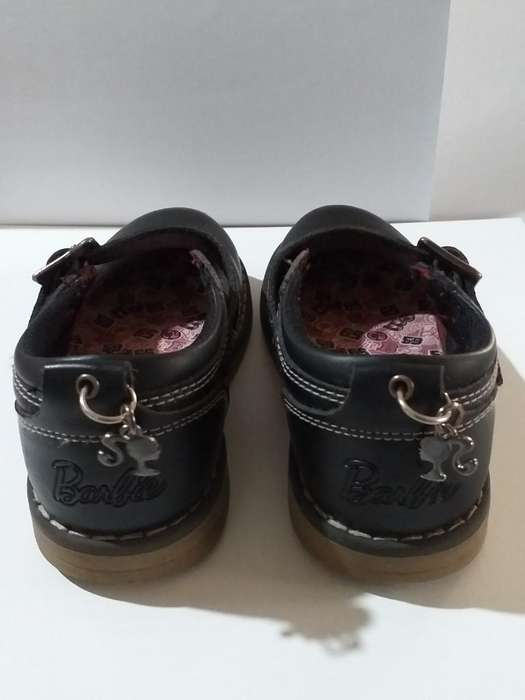 Zapatos Escolares Barbie