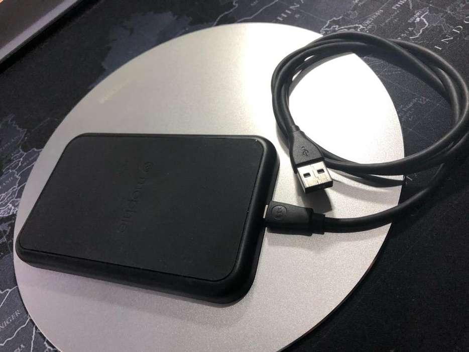 Base de Carga Inalambrica iPhone 8, 10 y X marca mophie