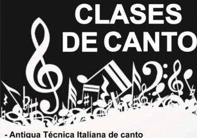Clases de Canto Escuela de Musical RM