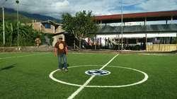 Grass Sintetico Mantenimiento E Inatalacion A Nivel Nacional Con Corporacion Grass Super Sport!!!!!