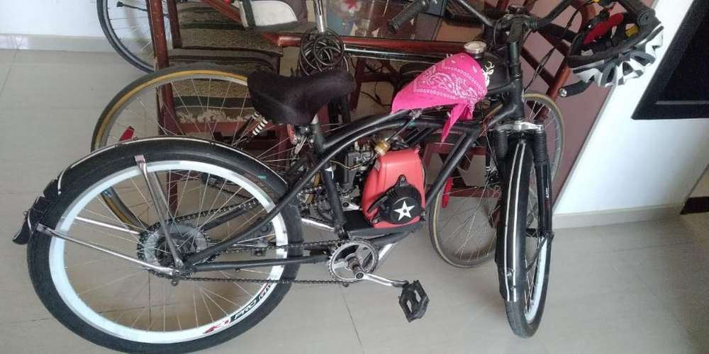 Vendo Ciclomotor 4 Tiempos 50 Cc