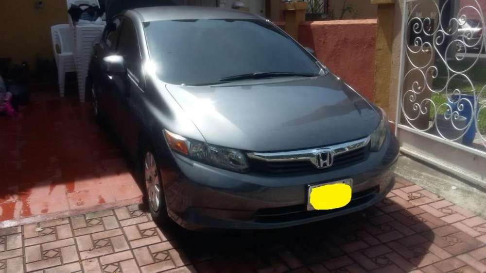 Honda Civic 2012 - 112000 km