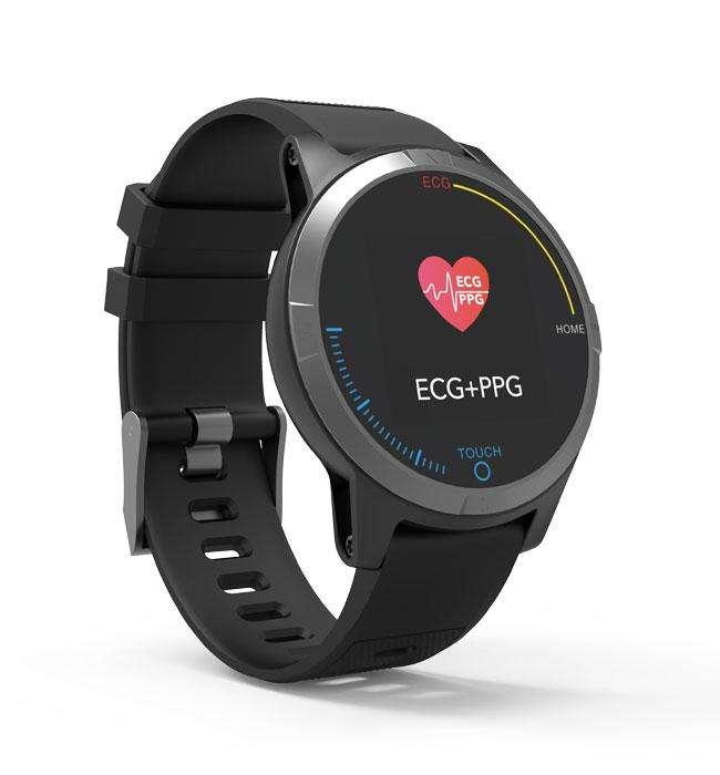 Reloj Inteligete Smart Watch SWB28 con Electrocardiograma CC Monterrey local sotano 5