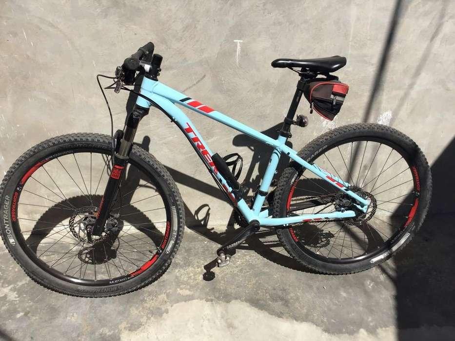 Bicicleta Trek X Caliber 8