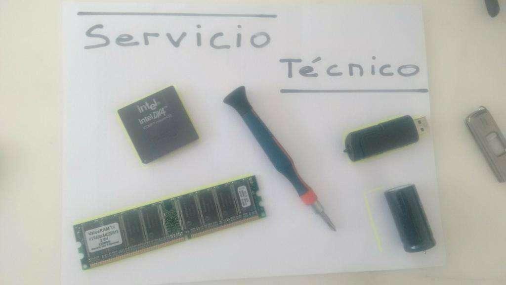 Técnico Pc Notebooks Computadoras