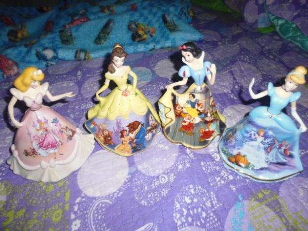 Muñeca en porcelanas marca DISNEY originales juego x cuatro 3122802858