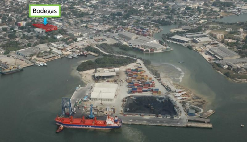 Bodega En Arriendo En Cartagena Bosque Cod. ABARE76161