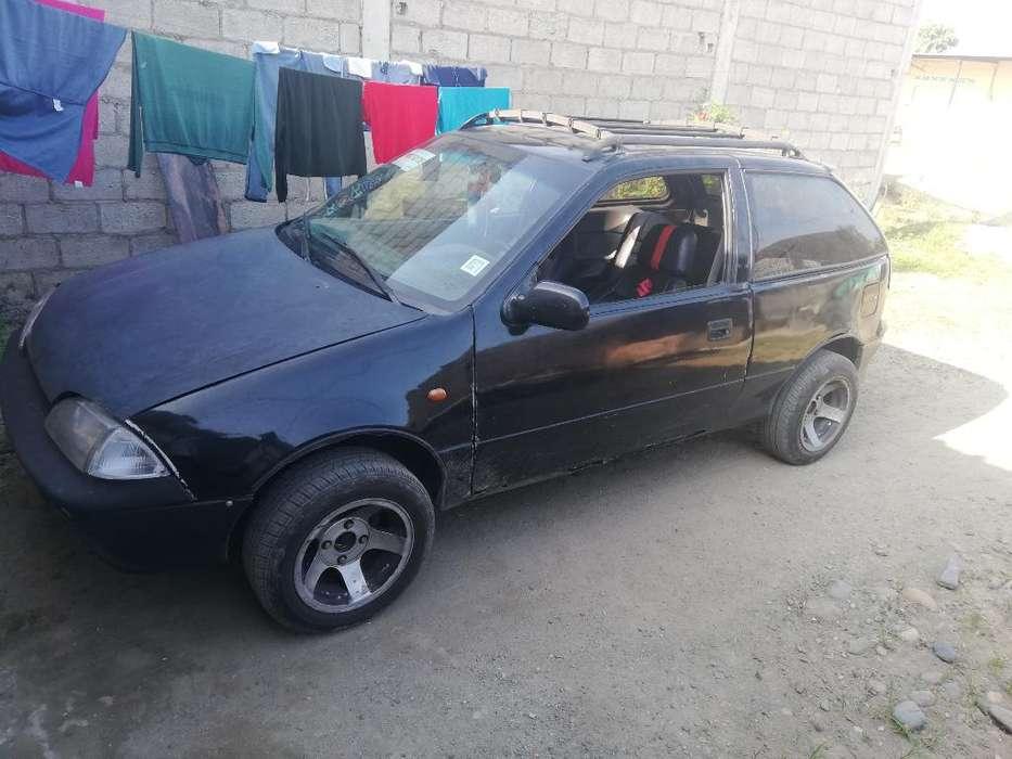 Suzuki Forsa 1 1992 - 0 km