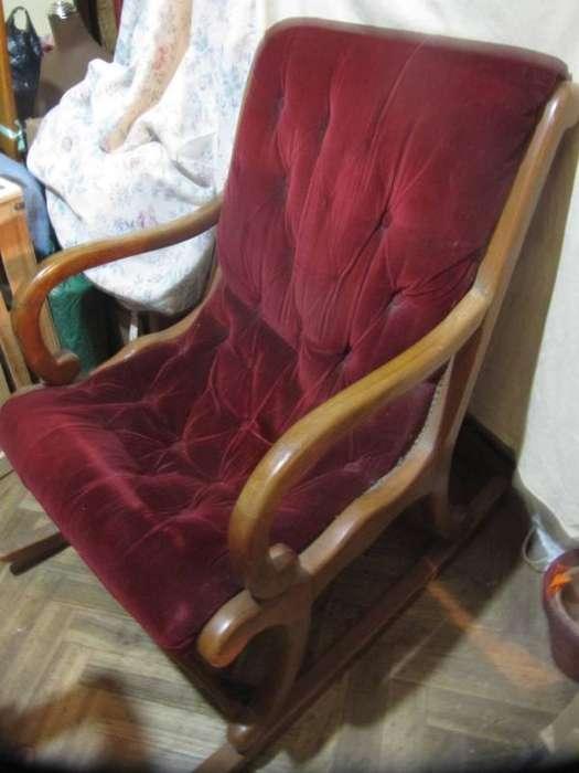 sillón mecededor