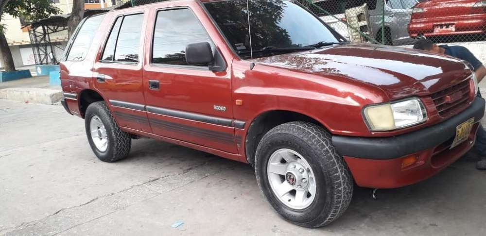 Chevrolet Rodeo 1998 - 210000 km