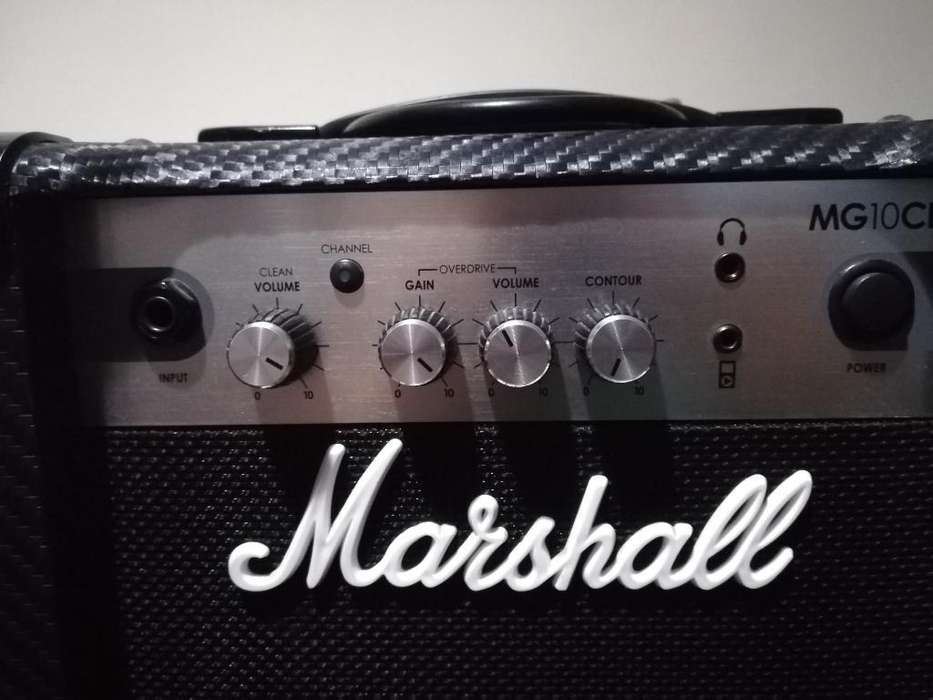 Vendo Amplificador Marshall Mg10
