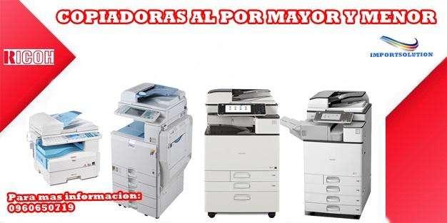 COPIADORAS RICOH AL POR MAYOR/ SERVICIO <strong>tecnico</strong>/REPUESTOS/SUMINISTROS